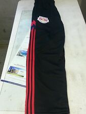New Official Adidas New York Red Bulls Anthem Pant (G88382) Men`s Size  (L) $70
