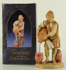 FONTANINI Roman Collectors Club CHRISTMAS Nativity Figurine GILEAD 75552BX 1996