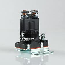 High Current Relay Dual Battery Isolator 80 AMP for Multi-Battery Systems PAC80