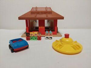 Vintage PlaySkool McDonalds Playset