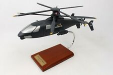 US Army Sikorsky S-97 Raider Desk Top Display Model 1/32 Attack ES Helicopter