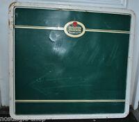50er 60er Kreidetafel Holsten Brauerei Werbung  Bierschild Wanddeko Beer 50s 60s