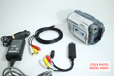 Sony Camcorder for 8mm Digital8 MiniDV Hi8 Tape Transfer to Computer USB Capture