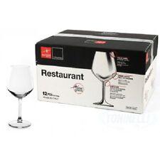 RESTAURANT Confezione 12 calici vini rossi CL.53 in vetro Bormioli Rocco