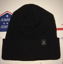 Chaos Cuff Slouch BASIC Beanie hat Winter Mountain Sports Ski Snow board skate !