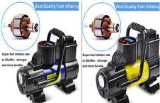 Portable Mini Tire Inflator Air Compressor Pump-DC 12V Tire Pump 120W 150 PSI