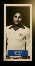 PORTUGAL - BENFICA - CHELSEA! - EUSEBIO Score UK football trade card