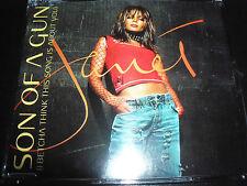 Janet Jackson Son Of A Gun Rare Australian Remix 5 Track CD Single
