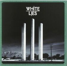 To Lose My Life... by White Lies (CD, 2009 Polydor UK) ala Radiohead or Interpol