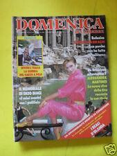 DOMENICA DEL CORRIERE ANNO 88 N. 34 23 AGOSTO 1986