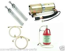 1963-1964 Chevy Impala Convertible System Cylinders-Hoses-Motor + Fill Tool