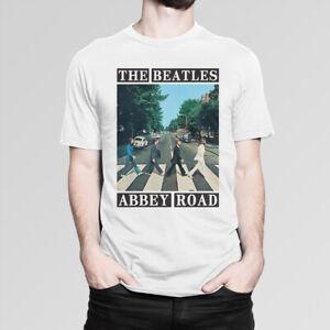 The Beatles Abbey Road T-Shirt, Premium Cotton Tee