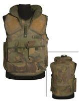 BRISTOL ARMOUR TARN Original Brit Armee Kampfweste mit KEVLAR Kragen Schutzweste