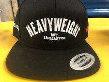 CLASSIC SHOWTIME HEAVYWEIGHT CHAMPIONSHIP BOXING SEWN SNAPBACK HAT CAP NWOT