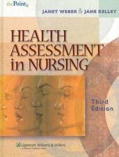 Health Assessment in Nursing (Point (Lippincott Williams & Wilkins)) - Good - We