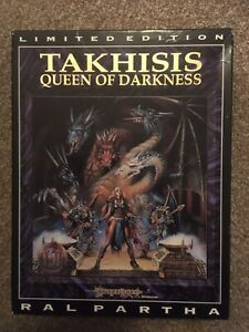 Takhisis Queen Of Darkness, Ral Partha, Limited Edition