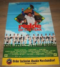 Rookie Of The Year Movie Poster Ebay