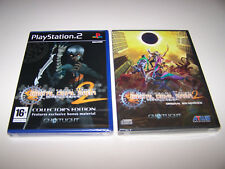 DIGITAL DEVIL SAGA 2 COLLECTOR'S EDITION - PS2 - UK PAL - NEW & FACTORY SEALED