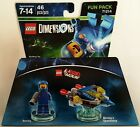 NEW LEGO DIMENSIONS FUN PACK THE LEGO MOVIE BENNY 71214 FREE WORLDWIDE SHIPPING