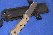 ONTARIO TAK 1  TACTICAL FIXED 12CM  BLADE KNIFE - NIB - US MADE