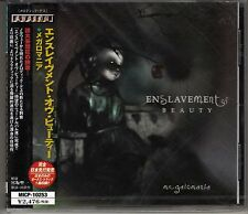 ENSLAVEMENT OF BEAUTY: MEGALOMANIA CD JAPANESE OBI GOTHIC HEAVY METAL BRAND NEW
