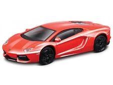 Lamborghini Aventador LP700-4 2011 - Red  1/43  By burago Model Car refboxz13