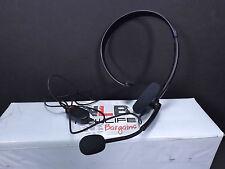 Original Microsoft Xbox 360 Black Headset