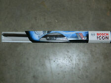 "1 BOSCH ICON 24A WINDSHIELD WIPER BLADE 24"" INCH FOR CAMARO IMPALA CHARGER FLEX"