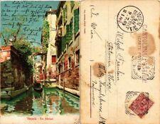 CPA Venezia Rio Albrizzi. ITALY (449454)