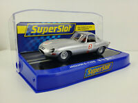 Slot Scalextric Superslot H3952 Jaguar E-Type Nurburgring 1000KM 1963 Nº67