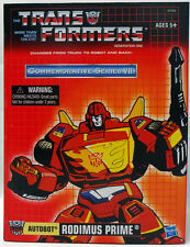 Hasbro Transformers G1 Reissue CS VII Rodimus Prime
