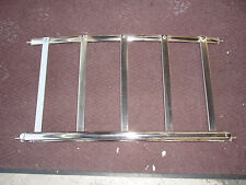 factory luggage rack triumph MG MGB NO mounting hardware