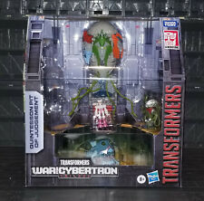Hasbro Transformers War for Cybertron Quintesson Pit Of Judgement Incomplete