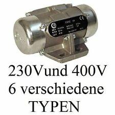 VY60 Vibrationsmotor 230V Elektrovibrator Aussenrüttler Rüttelmotor Betonrüttler