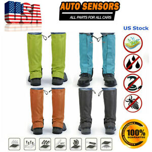 Anti Bite Snake Guard Leg Protection Gaiter Cover Hiking Camping Hunting Outdoor