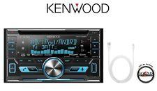 Kenwood DPX792BH Receiver w/ Bluetooth HD Radio & Lightning to USB Adapter