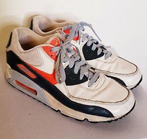 """Nike Air MAX 90 """"infrared"""" Sportschuhe Sneaker Turnschuhe Retro Sammler Gr. 40"""