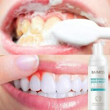 Fresh Shining Tooth-Cleaning Mousse Toothpaste TEETH WHITENING Oral Hygiene