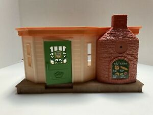 Calico Critters Brick Oven Bakery Building Only Sylvanian Families Epoch READ