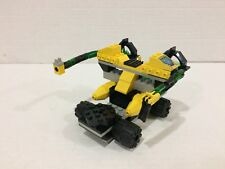 Lego 6150 Aquazone Hydronauts Crystal Detector NOT Complete FREE Shipping!
