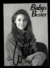 Lolita Morena Babys Bester Autogrammkarte Original Signiert ## BC 152139