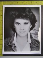 Authentic Signed Autographed Photo Tracey Gold Growing Pains She's No Angel