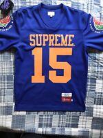 Supreme Rose Bowl Jersey Medium 2013 Rare Box Logo