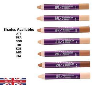 Urban Decay Womens Makeup 24/7 Concealer Pencil Long Lasting Various Shades