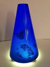 Hampstead Rigo G Pendant Tornado Blue Glass Shades; Glass Shades Only