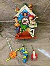 Bradford Exchange Disney·Pixar Toy Story Musical Wall Clock Damaged