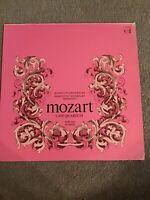 MOZART: Late Quartets Vinyl LP BARCHET QUARTET Rare
