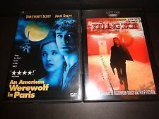 AN AMERICAN WEREWOLF IN PARIS & KILLING ZOE-2 movies-JULIE DELPY, ERIC STOLTZ