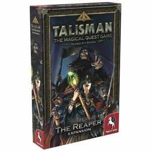 Talisman Revised 4th Edition Reaper Expansion