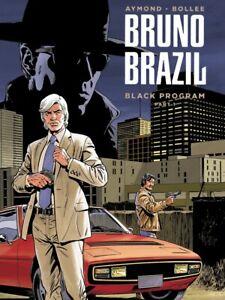 BRUNO BRAZIL NEUE ABENTEUER #1 HC VZA TT lim.33 Ex+signed Artprint AYMOND Lady S